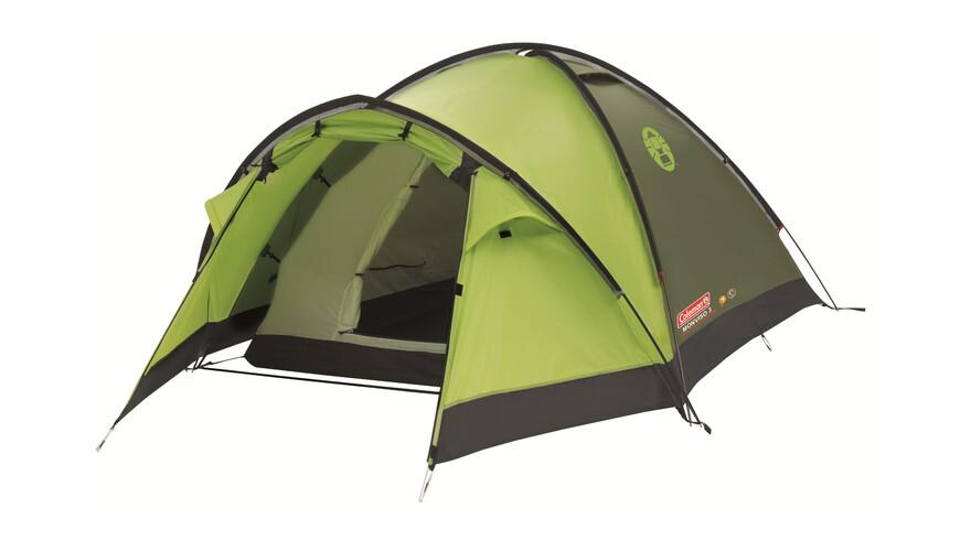 Coleman Monviso 3 tent groen